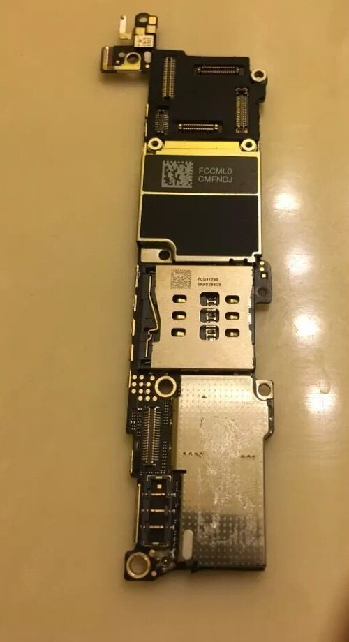 iphone 5c parts iphone 5c logic board motherboard for parts can not be 7824