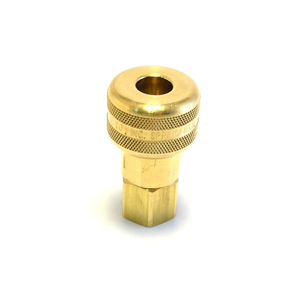 Female npt industrial quick coupler air hose
