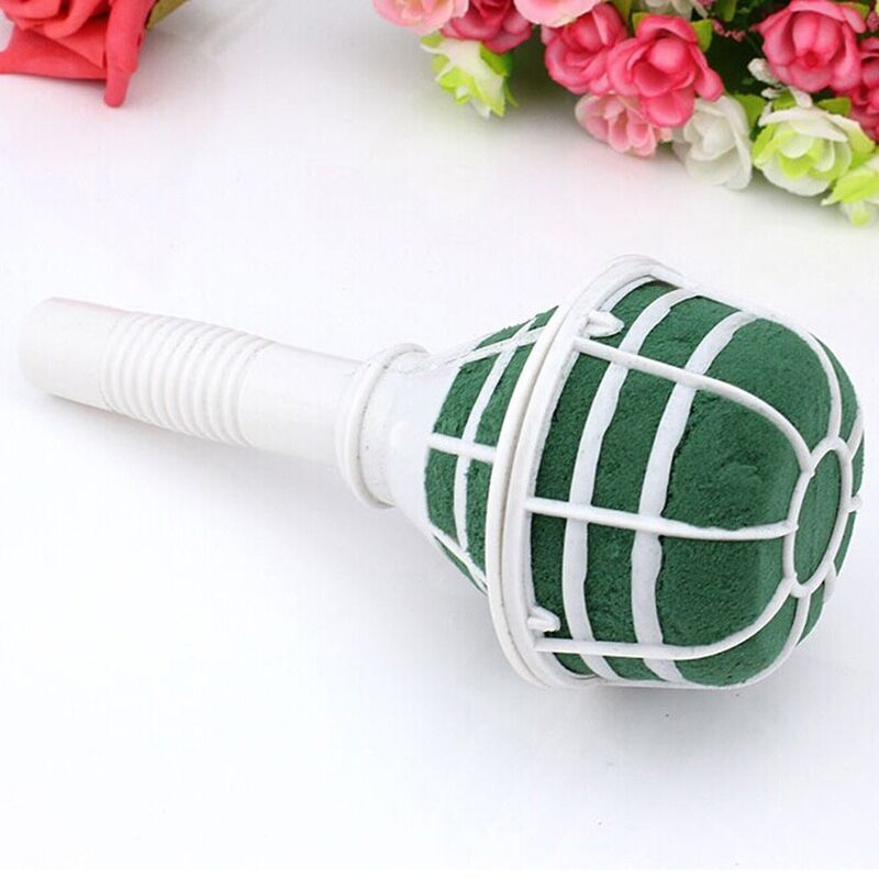 wedding bouquets holders new bridal wedding flowers foam bouquet holder handle 8515