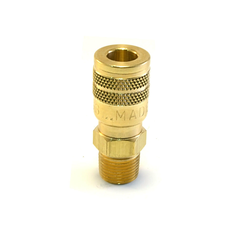 """Foster Quick Connect 3/8"""" Male NPT Air Hose Coupler ..."""