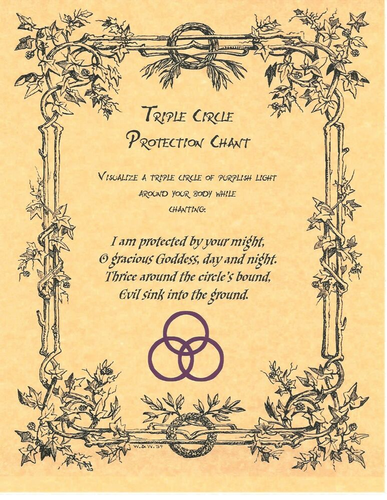 Wiccan Blessing For New Home
