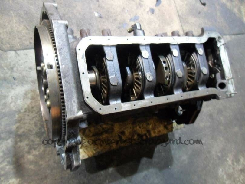 jeep grand cherokee wj 3 1 99 04 531ohv engine block