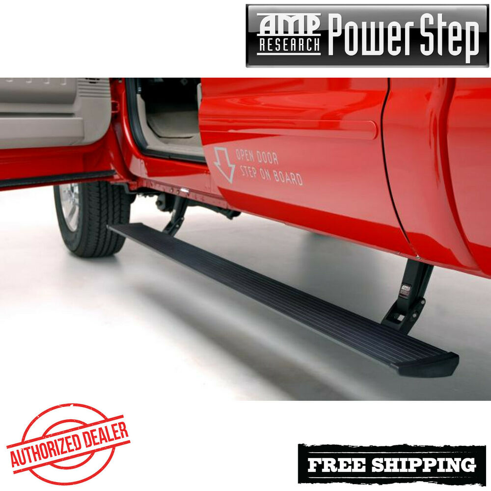 Amp Research Powerstep Power Running Boards 2007 2010