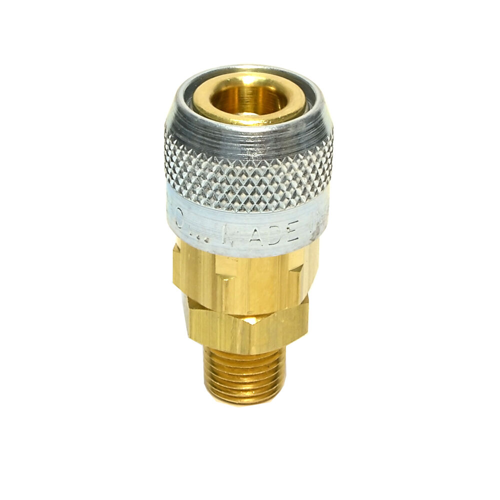 Foster  quot male npt aro coupler air hose