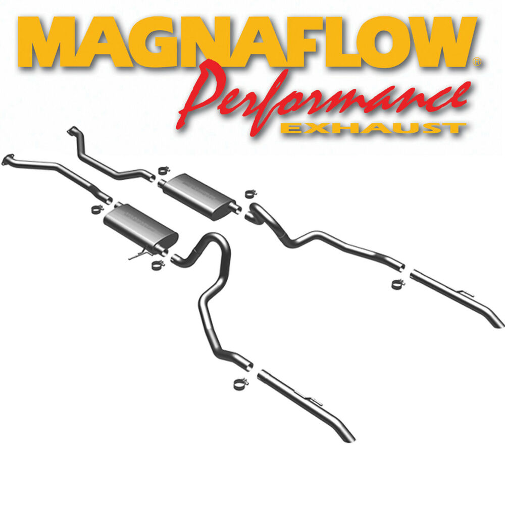 magnaflow cat back dual exhaust ford crown victoria merc. Black Bedroom Furniture Sets. Home Design Ideas