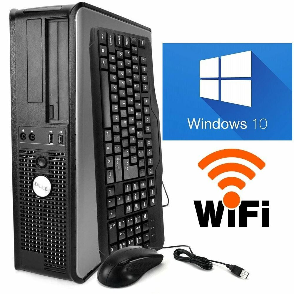 how to connect a desktop computer to wifi