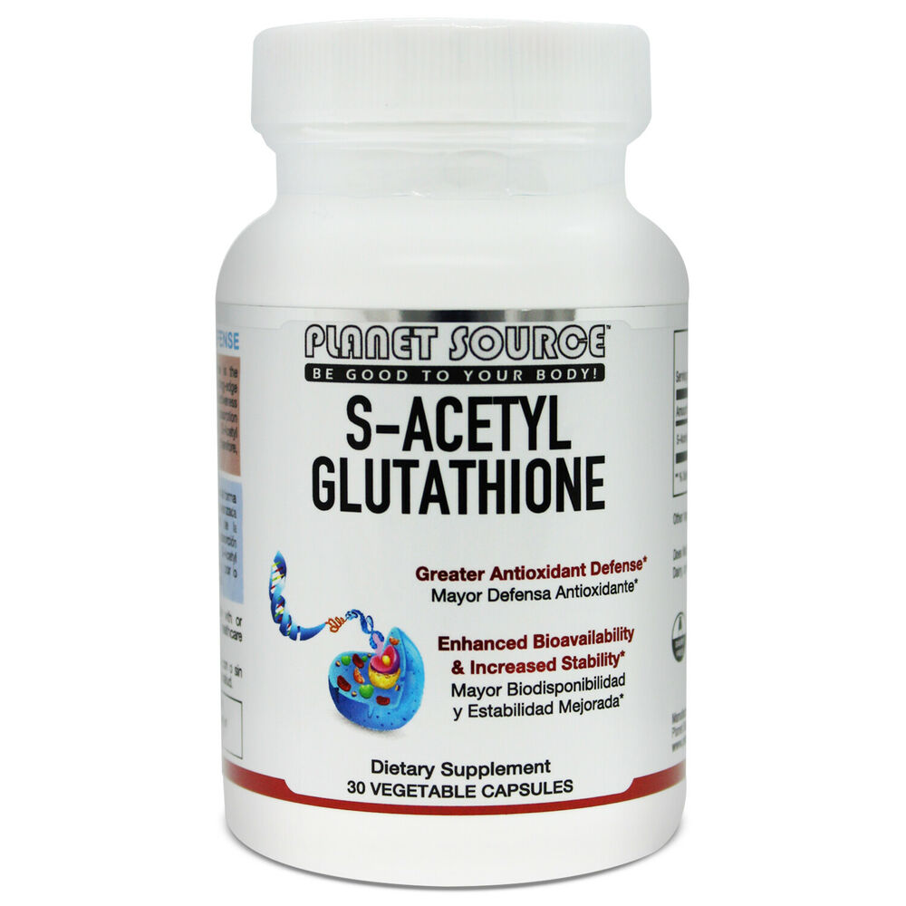 What is acetyl glutathione