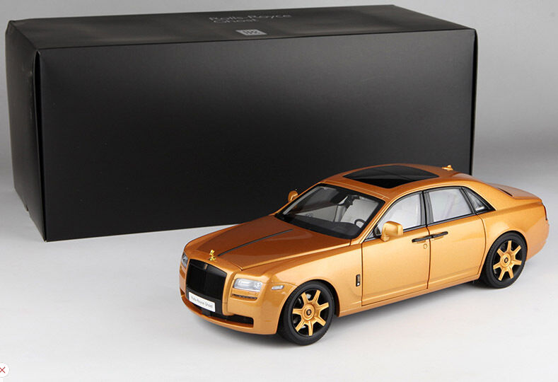 1 18 Kyosho Rolls Royce Ghost Die Cast Model Gold 1200 Pcs Make Your Own Beautiful  HD Wallpapers, Images Over 1000+ [ralydesign.ml]