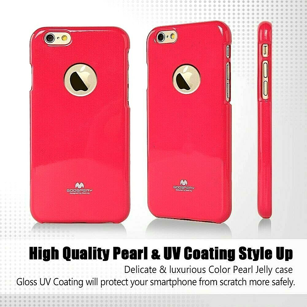 Info Harga Goospery Iphone X Pearl Jelly Case Yellow Update 2018 Samsung Galaxy Grand Prime J2 Black Genuine Mercury Hot Pink Cover Cutout For 6 6s