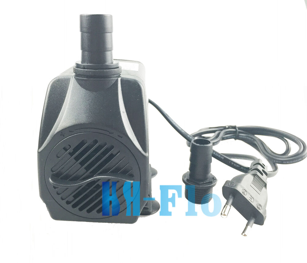 3000l h 3m submersible water pump for fountain pond and Water pumps for ponds and fountains