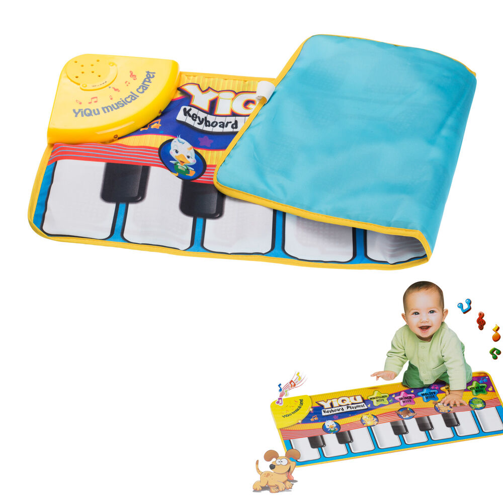 Musical Fun Electronic Piano Keyboard For Kids With Record