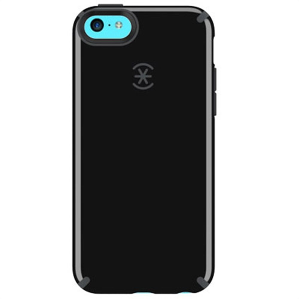 Auth Speck candyshell iPhone 5C Case Black/Grey cover Hard bumper ...