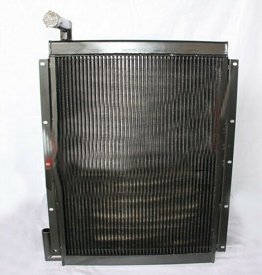 Oil Coolers For Hydraulic Systems : Hydraulic oil cooler radiator for hitachi ex