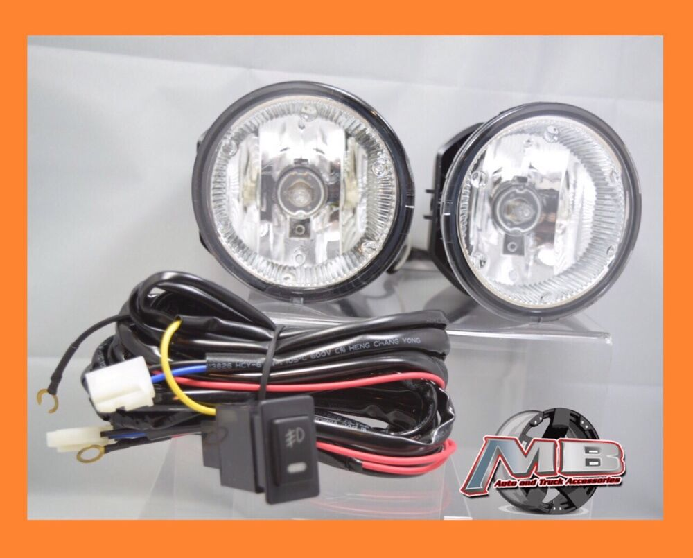 s-l1000 Nissan Frontier Fog Light Wiring Harness on
