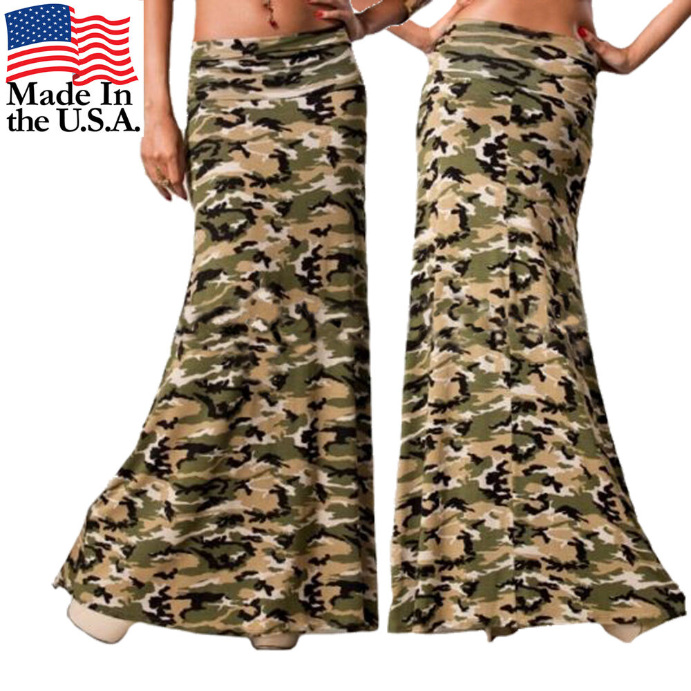 usa made camo camouflage army print marines foldover high