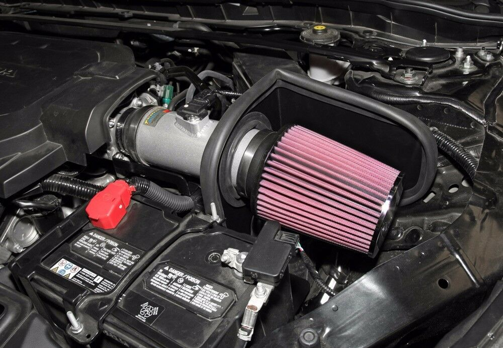K U0026n Typhoon Cold Air Intake Kit 2013