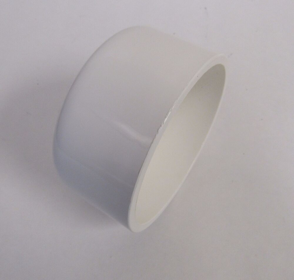 New sch pvc quot end cap socket connect ebay