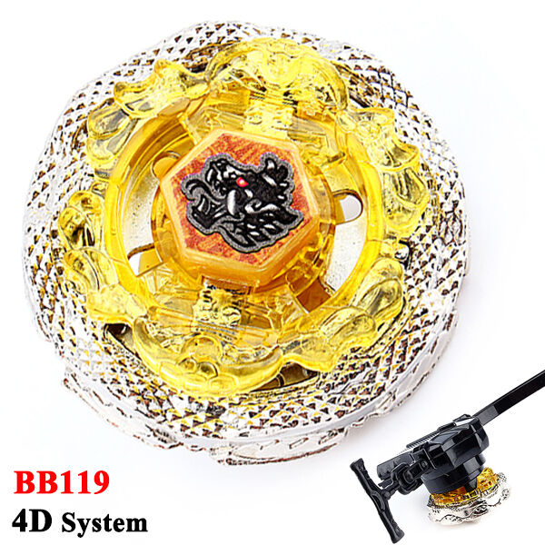 metal fusion fight master 4d system bb119 death
