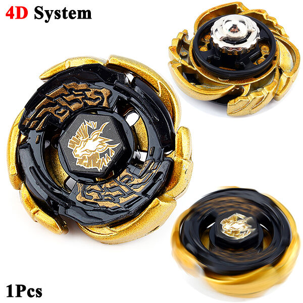 Beyblade Metal FUSION FIGHT MASTER 4D System Rapidity ...