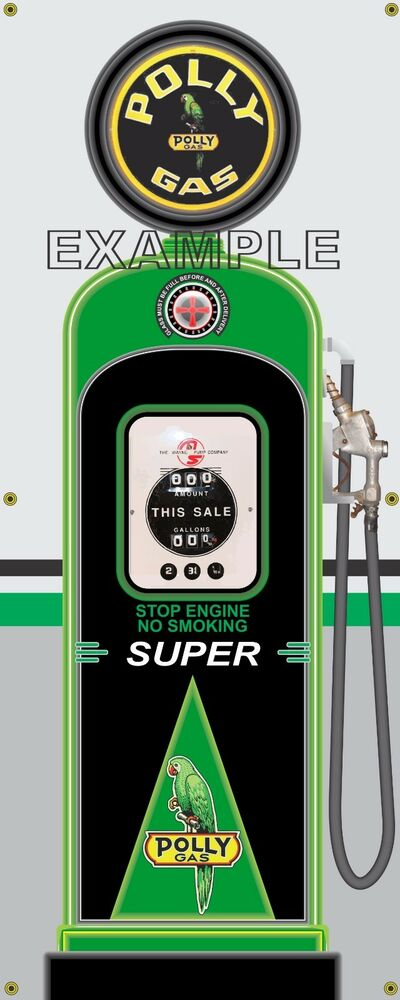 how to draw a gas station pump