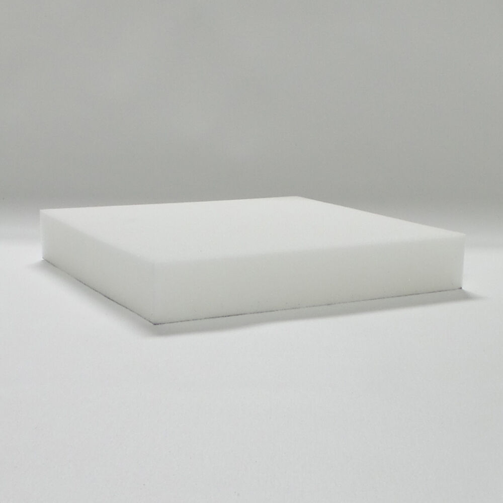 custom cut   2 inch thick   soy based high density foam rubber 3 50