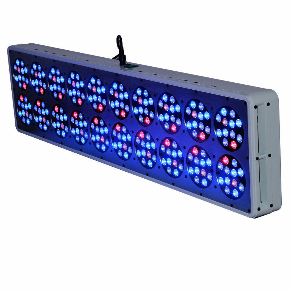 720w Dimmable Led Grow Light Panel Indoor Plant Full