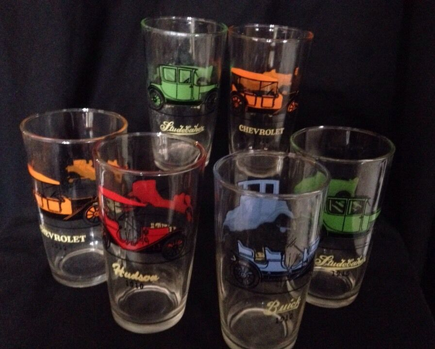 Antique Drinking Glasses For Sale