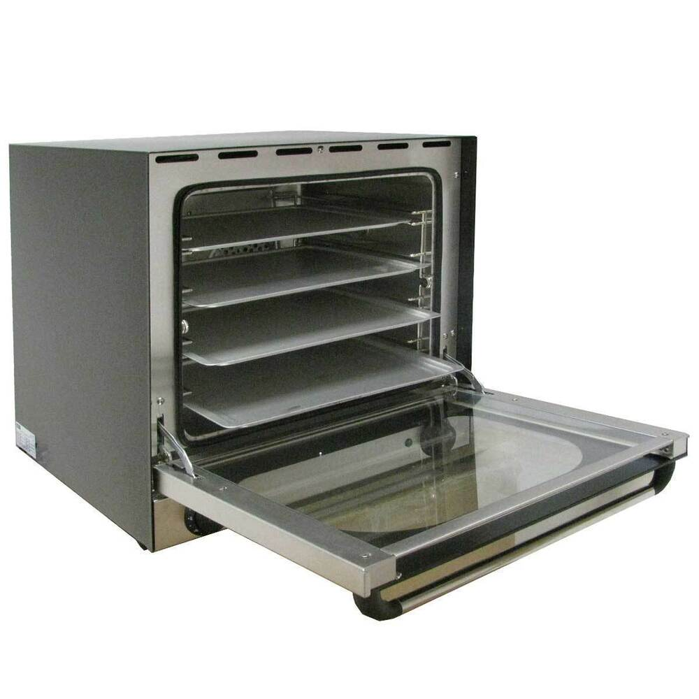 Convection Oven Electric Commercial Baking Stainless Steel ...