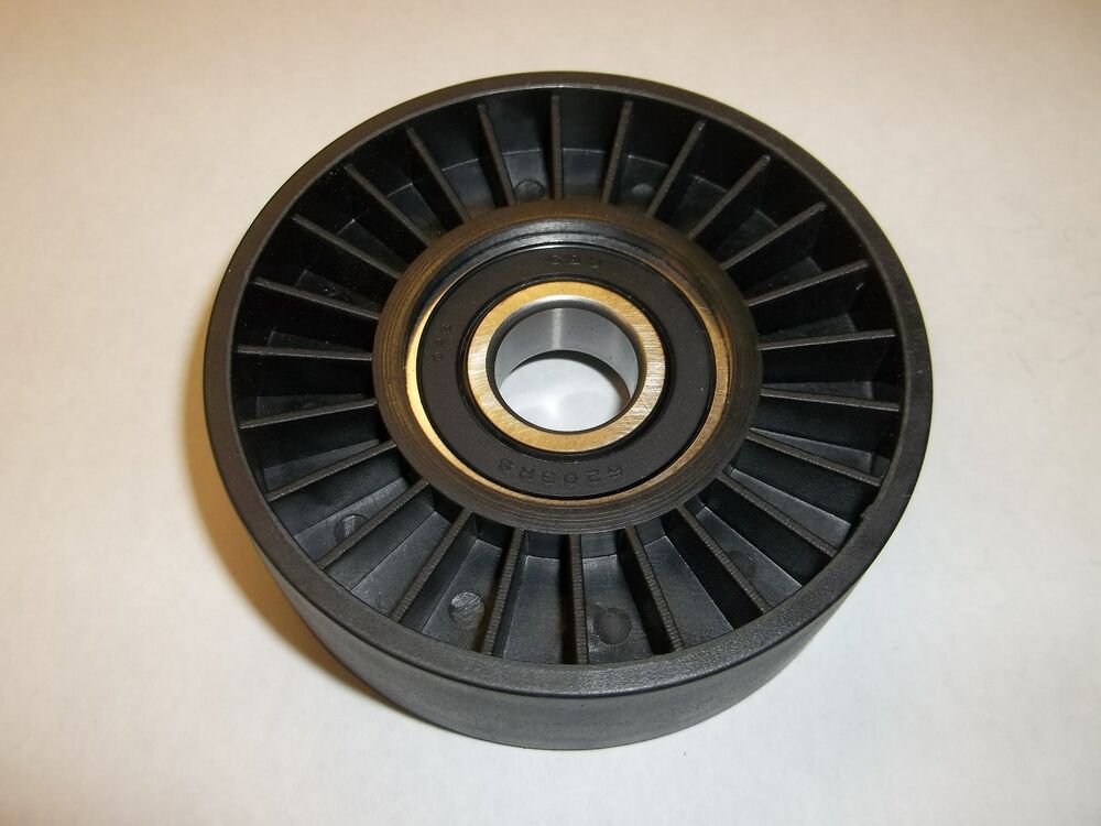 Serpentine Belt Pulley Bearing Noise : New mercruiser serpentine belt idler pulley w bearing