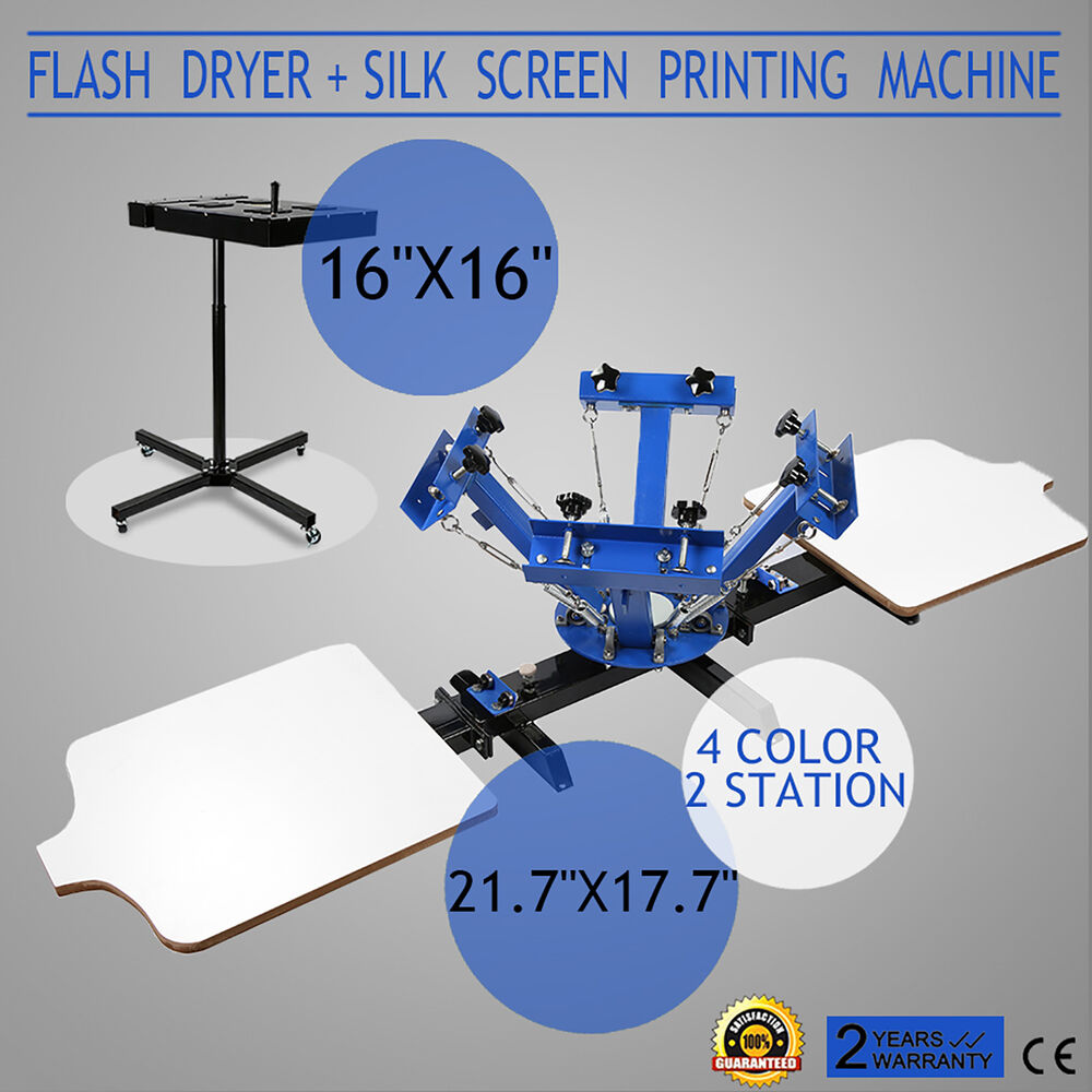 how to use screen print kit