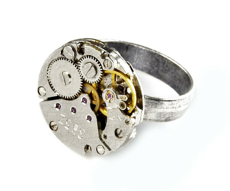 Steampunk Ring - Fashion Accessories - Rings