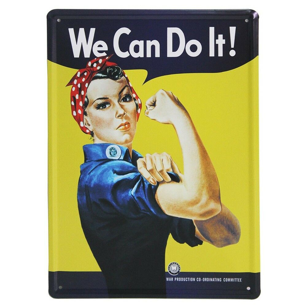 WE CAN DO IT Ro...