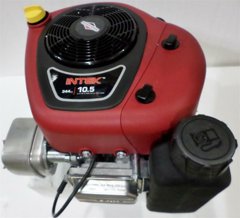 Briggs stratton 10 5hp vertical engine 1 x 3 5 32 for Briggs and stratton 5hp motor
