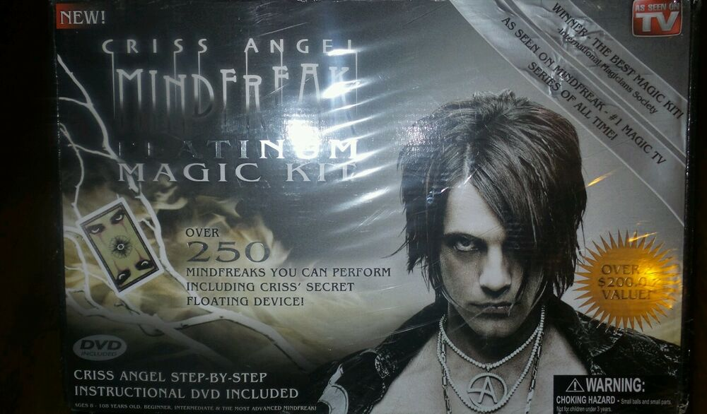 About Criss Angel and camera tricks.. : Magic - reddit