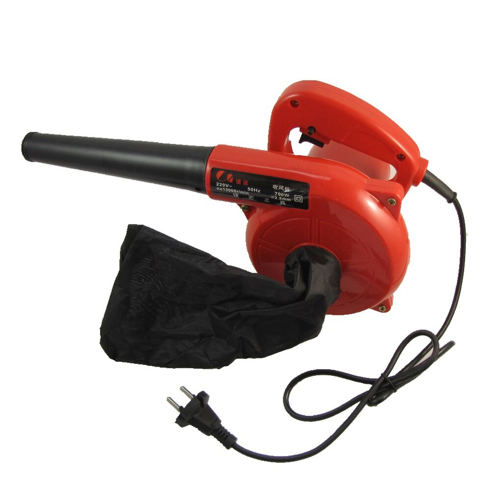 Hand Air Blower : Electric hand operated blower for cleaning computer