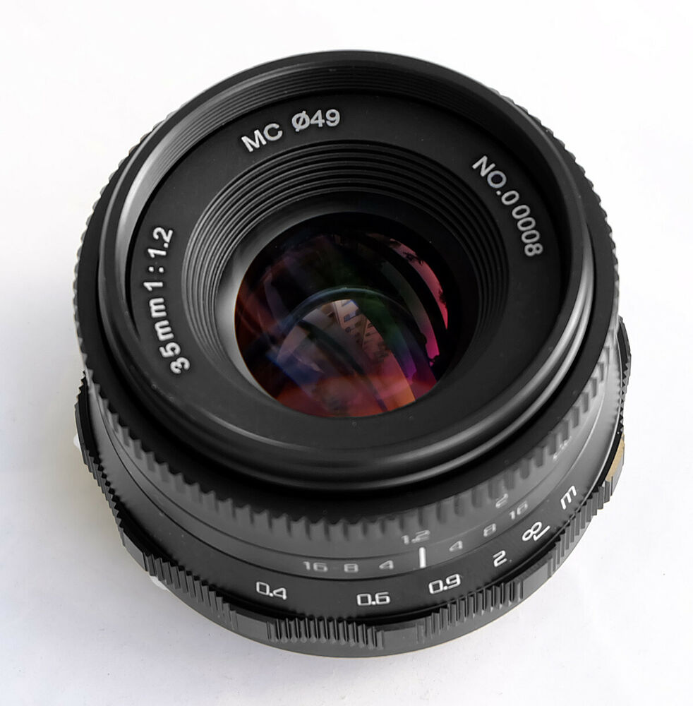 manual lens for sony a7