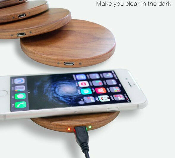 qi wireless charger f r samsung s6 s6 edge iphone6s. Black Bedroom Furniture Sets. Home Design Ideas