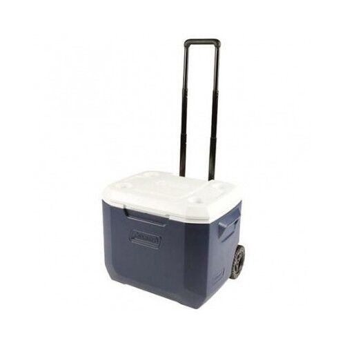 Heavy Duty Coolers : Rolling ice chest cooler quart heavy duty coleman