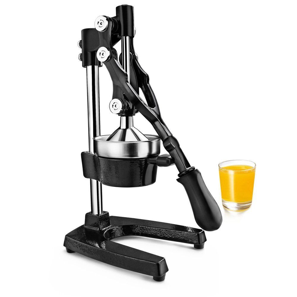 citrus press juicer oranges lemons juice maker machine professional manual home ebay. Black Bedroom Furniture Sets. Home Design Ideas