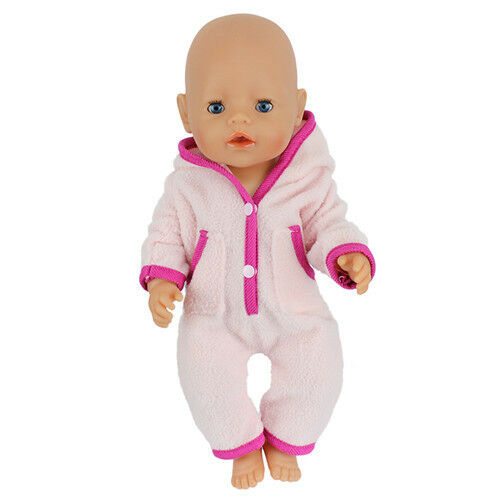 Nice Doll Clothes Wearfor 43cm Baby Born Zapf Only Sell