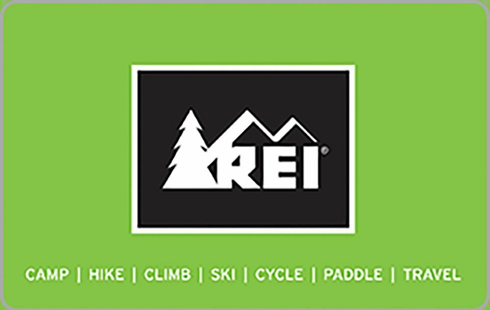 REI Outdoor Adventure Gift Card - $25 $50 $100 - Email delivery   eBay
