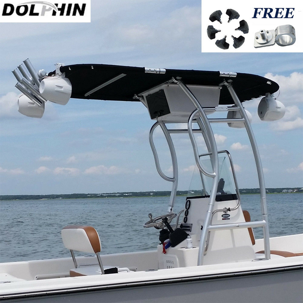 Dolphin Pro2 T Top Center Console Boat T Top Customized
