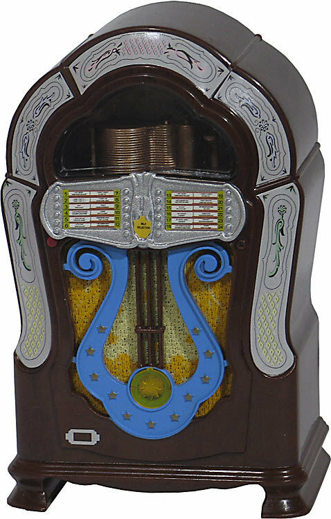 jukebox miniature replica wurlitzer 1080 colonial 1947. Black Bedroom Furniture Sets. Home Design Ideas
