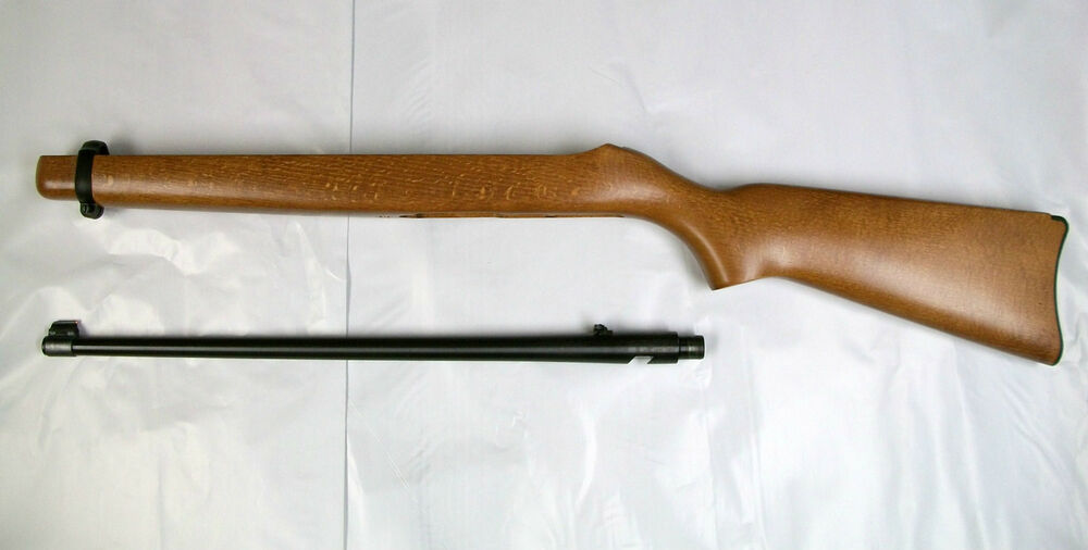 Ruger 10 22 Wood Stock And Barrel Lot Of 10 Ebay