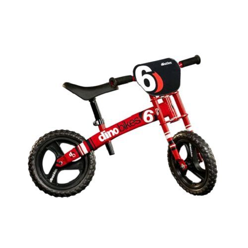 Dandy horse motocross enduro red child bike without pedal ...