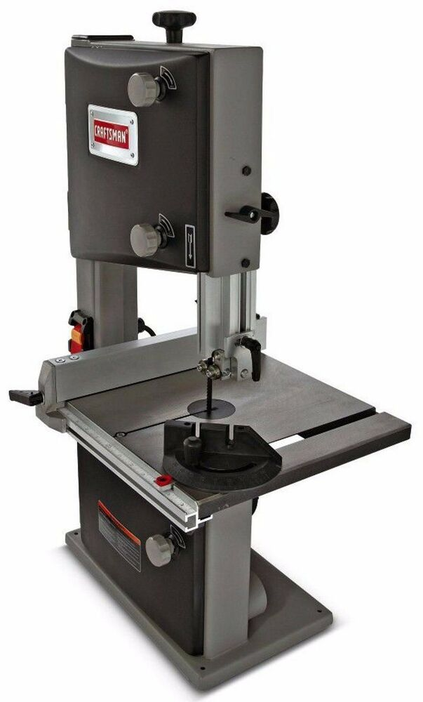 Craftsman 3 5 Amp 10 Band Saw 1 3 Hp Wood Garage Miter