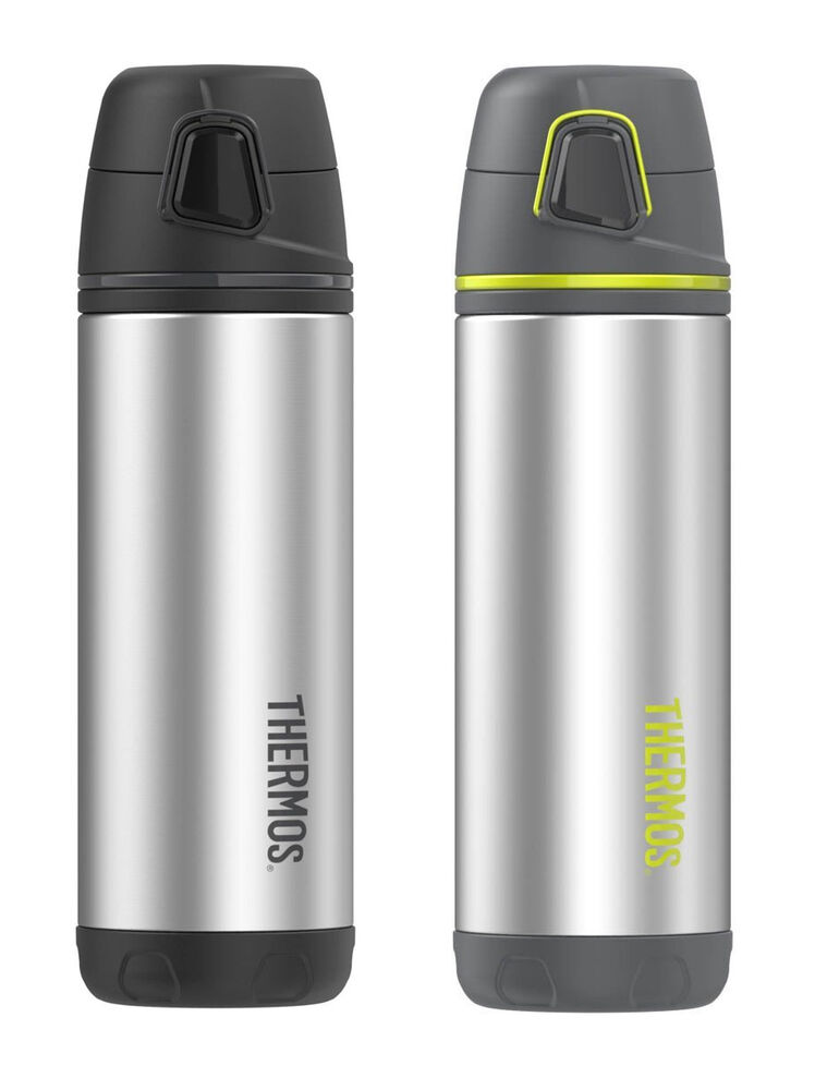 thermos element5 vacuum insulated stainless steel backpack bottles ebay. Black Bedroom Furniture Sets. Home Design Ideas