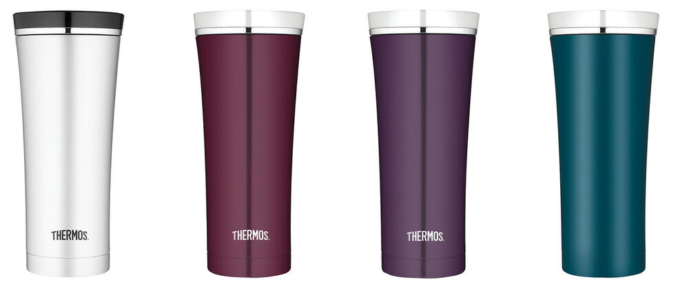 Thermos 16 Ounce Vacuum Insulated Stainless Steel Travel