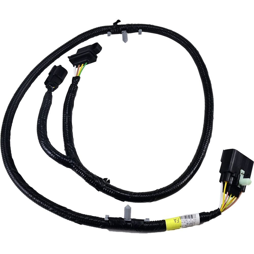 2013 Ford E350 Trailer Wiring Harness Real Diagram 350 Hitch Connector Images Gallery