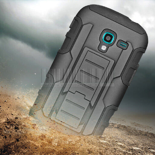 ... Hard Hybrid Holster Case Cover For Samsung Galaxy Exhibit T599 : eBay